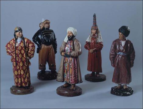 датский фарфор из петергофской коллекции Романовых